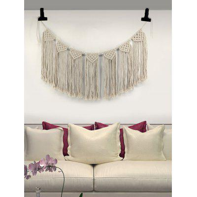 Fringed Design Wall Hanging Decoration