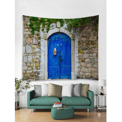 Wall Door Printed Tapestry Art Decoration