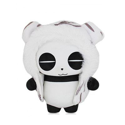 Panda Toy In Cartoon Tiger Shape Cloak