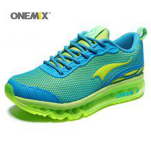 new styles 35628 a2e97 ONEMIX Air Cushion Tie Up Running Shoes