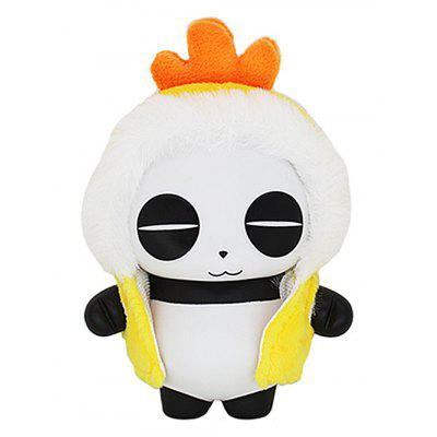 Panda Toy In Cartoon Chicken Cloak