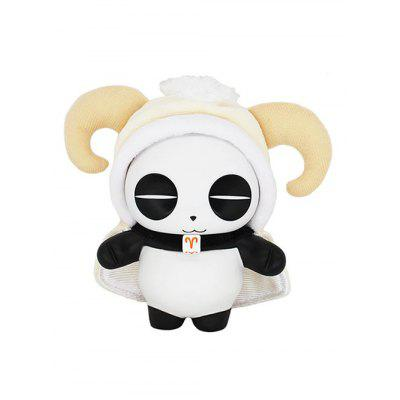 Panda Toy In Cartoon Sheep Cloak