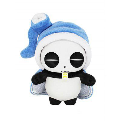 Panda Toy In Cartoon Cloak