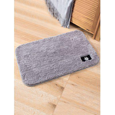 Polyester Thick Fluff Bedroom Bath Rug