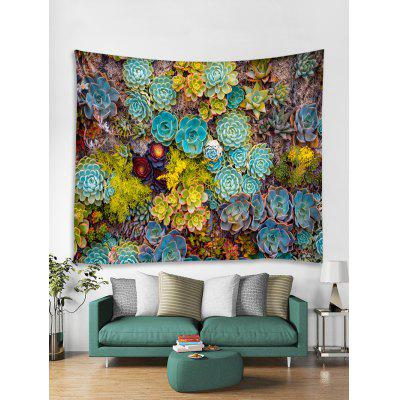 Succulente Stampa Arazzo Wall Hanging Art Decor