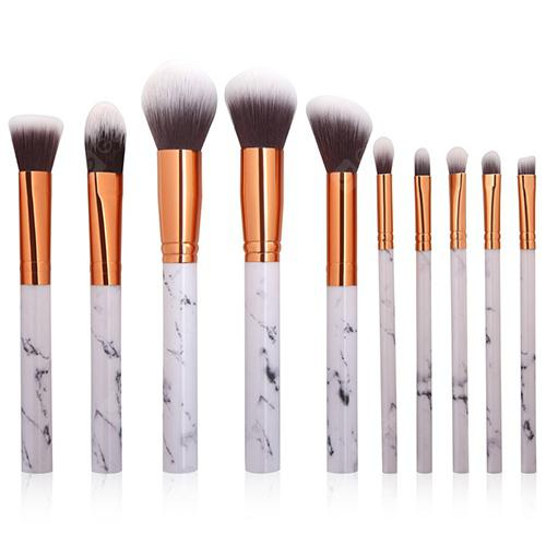 Makeup Brushes Set / 10pcs