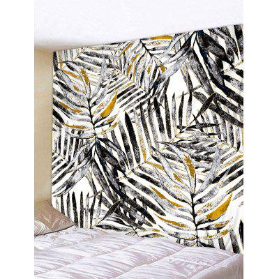 Home Decor Leaves Painting Print Tapestry