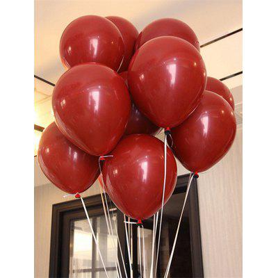 50PCS 10 inch Party Decoration Latex Balloons