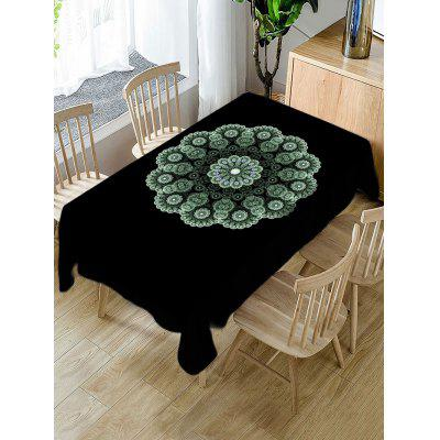 Nappe de Table Imperméable Motif Fleur