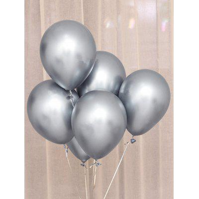 50Pcs Metallic Color Wedding Celebration 12 Inches Balloons