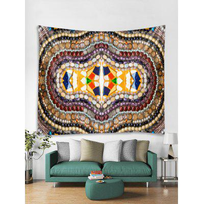 Faux Gemstone Print Tapestry Wall Hanging Art Decoration, Wall Decor,Wall Tapestry,Wall Decoration,Wall Blankets,Wall Hangings