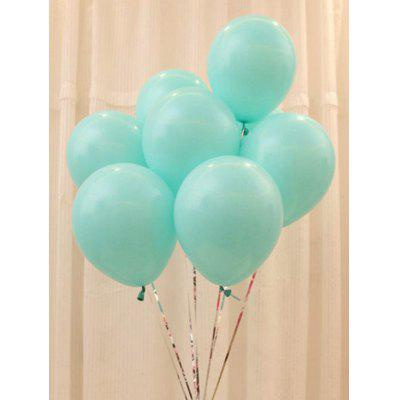 100 Pcs Party Decoration Latex Balloons