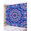 Bohemia Style Pattern Square Digital Printed Tapestry - MULTI-C