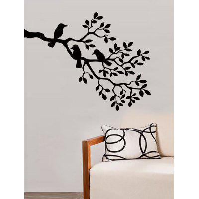 Branch and Birds Print Wall Art Stickers