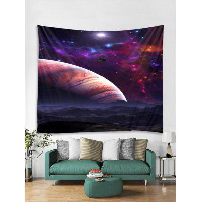 Galaxy Planets Print Tapestry Wall Hanging Art Decoration