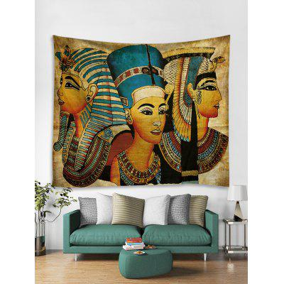 Vintage Style Printed Wall Tapestry