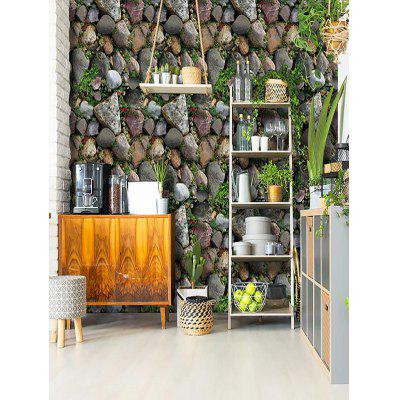 Simulation Stone Decoration Wall Sticker