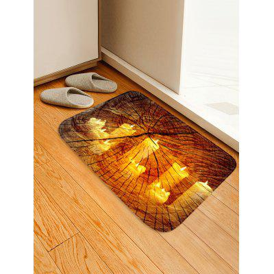 3D Print Wood Grain Candle Area Rug