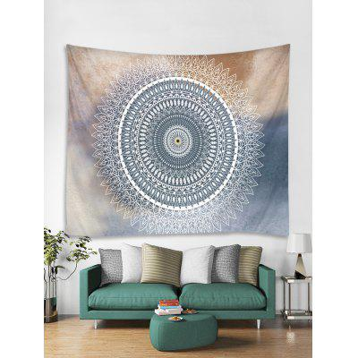 Bohemian Floral Print Art Decoration Wall Tapestry