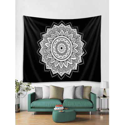 Flowers Printed Tapestry Wall Hanging Art Decor