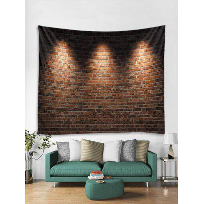Retro Wall Print Art Decoration Arazzo da parete