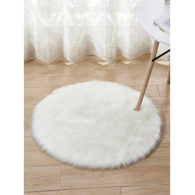 Round Design Floor Mat