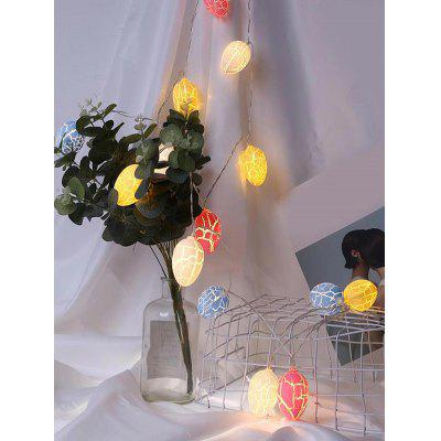 3 Meters 1W Dinosaur Egg Shape Decorative String Lights