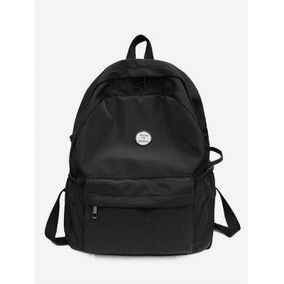 Canvas Solid Travel Backpack