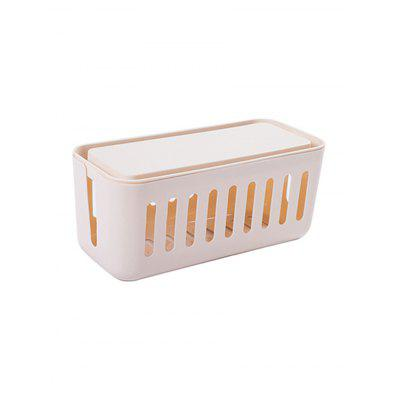 Hollow Out Cable Storage Box
