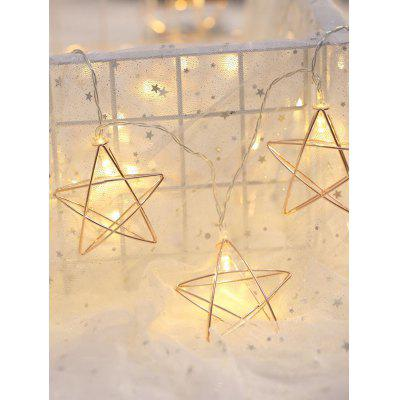 Star Decorative LED String Lights