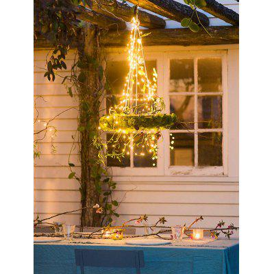 Vines Shape DIY Decorative LED Solar String Lights
