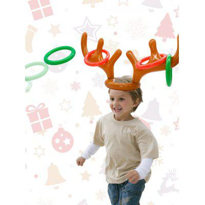 Cotillons gonflable Antler Hat Ballon