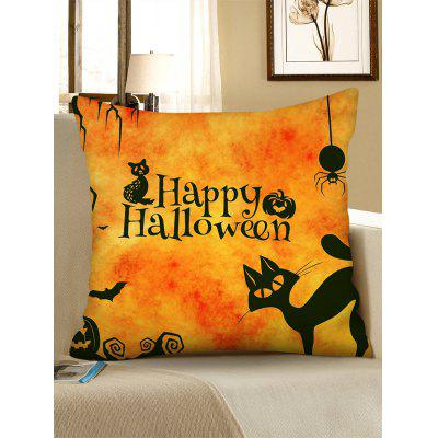 Halloween Digital Printing Sofa Cushion Pillowcase