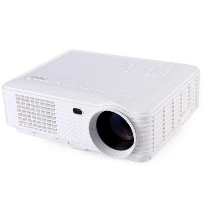 Refurbished POWERFUL SV - 228 4000 Lumens 1280 × 800 Pixels Multimedia LCD Projector