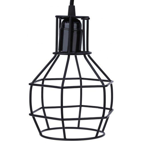 Hanging Light Pendant Cage Wire Lamp Guard