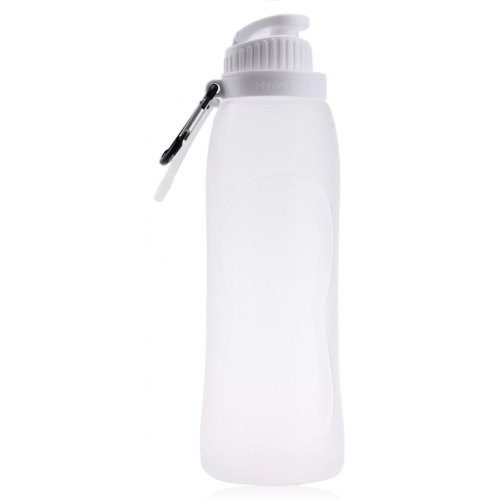 My Friday 500ML Foldable Leakproof Silicone Water Bottle -  5.45 Free  Shipping GearBest.com d583f7963f