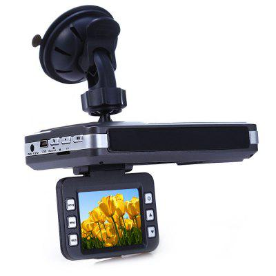 Refurbished VGR - B Car DVR Camera Radar Detector