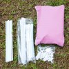 Portable Princess Castle Play Tent Indoor Outdoor Playhouse - LIGHT PINK