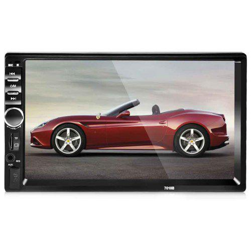 Trim 2019 Latest Design Car 7 Inch Touch Screen Rear Monitor Mirror Contact Bluetooth Mp5 Fm Usb Tf 12v Numerous In Variety Car & Truck Parts