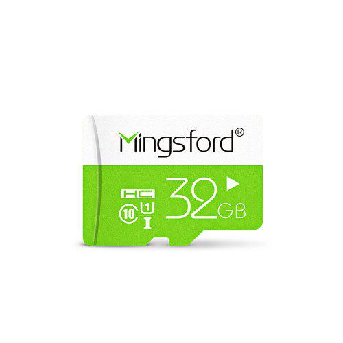 Mingsford Micro SD / TF Memory Card Class 10