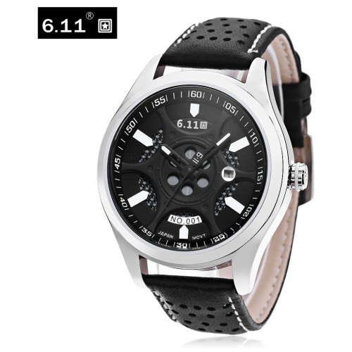 Watches 6.11 Mens 2019 New Fashion Solar-powered Watch Full Steel Clock Army Military Outdoor Quartz Wrist Watch Men Sport Watch No.008 Men's Watches