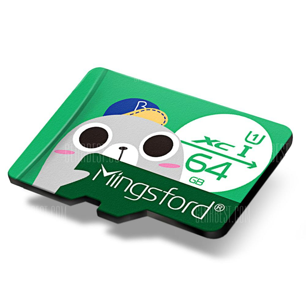 Gearbest Mingsford 64G High Speed Micro SD / TF Storage Card