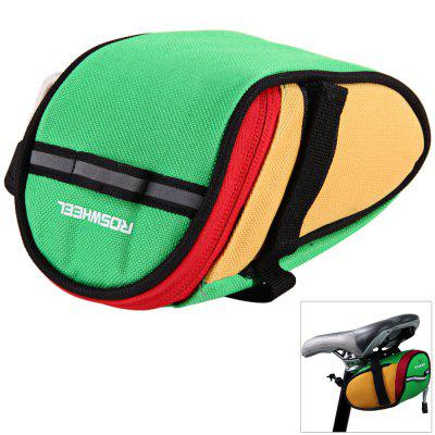 Roswheel 13567 Cycling Bicycle Bike Saddle Outdoor Portable Tube Bag Saddle Pouch Back Seat Practical Bag
