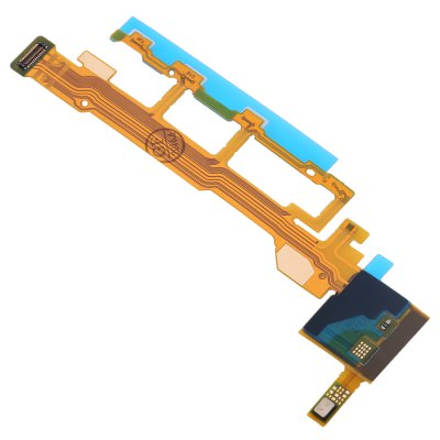 Volume Button Flex Cable Microphone for Sony Xperia Z L36H / L36I