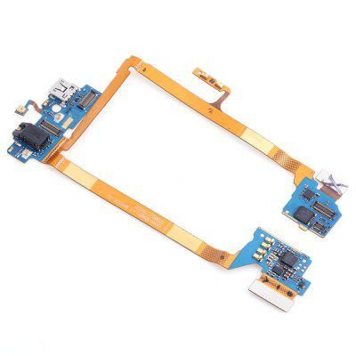 USB Charger Microphone Flex Cable for LG VS980 / Optimus G2