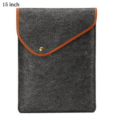 Felt Sleeve Cover Bag for MacBook Pro 15 inch