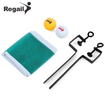 REGAIL Complete Durable Table Tennis Set