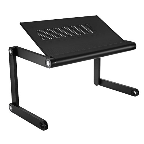omax k6 portable laptop desk folding table vented stand 49 45
