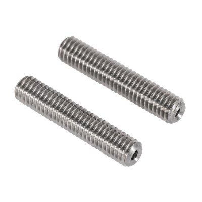 Anet MK8 Stainless Steel Nozzle Teflon Pipes 2PCS