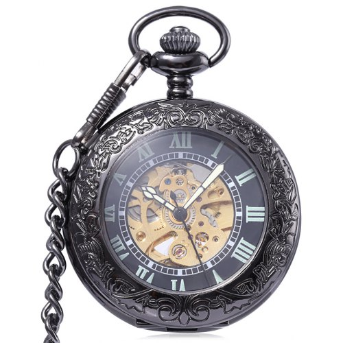 d514cc04135261 PC8 Antique Mechanical Hand Wind Fob Watch -  25.54 Free Shipping ...